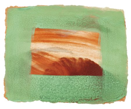Howard Hodgkin-After Degas (H. 81)-1990