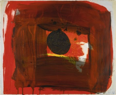 Howard Hodgkin-For Alan I-2014