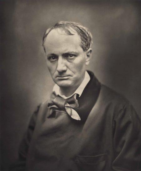 Etienne Carjat-Charles Baudelaire-1862