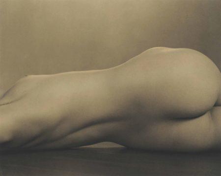 Edward Weston-Nude-1925