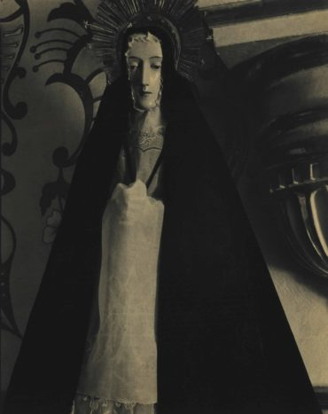 Paul Strand-Virgin, San Felipe, Oaxaca-1933