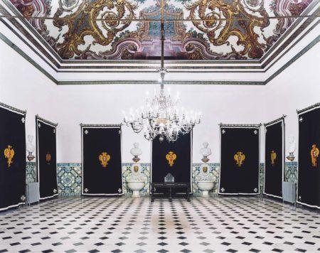 Candida Hofer-Palacio De Belem Lisboa II-2006