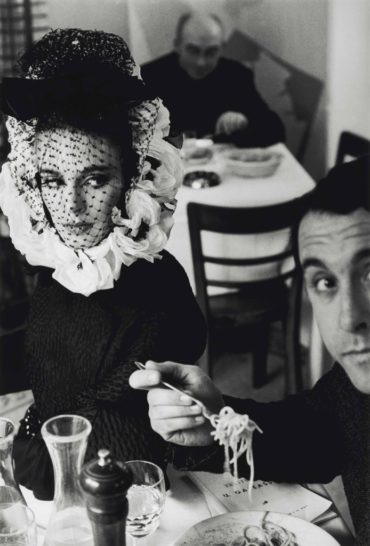 Frank Horvat-Rome, Harpers Bazaar Collections A-1962