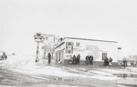 Robert Frank-New Mexico-1956