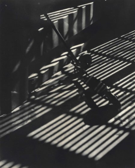 Shikanosuke Yagaki-Shadow Abstraction-1930