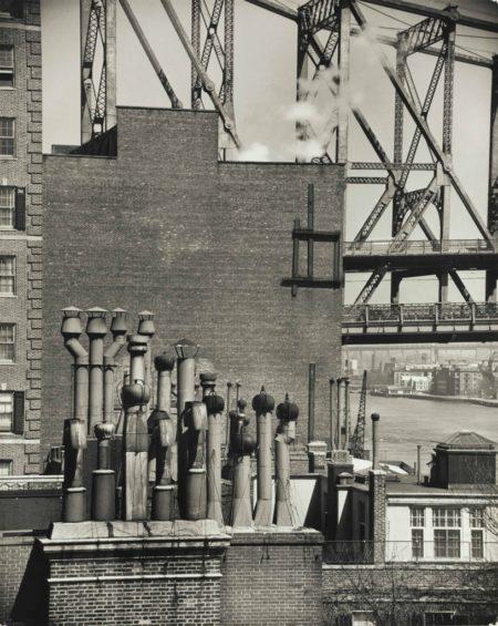 Andre Kertesz-New York-1947