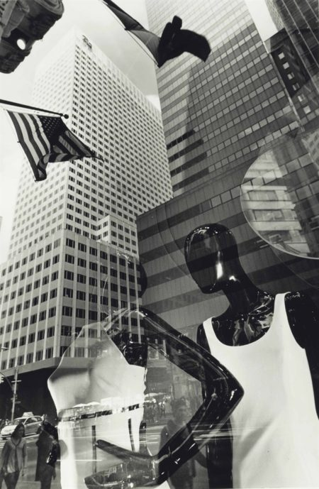 Lee Friedlander-New York City-2011
