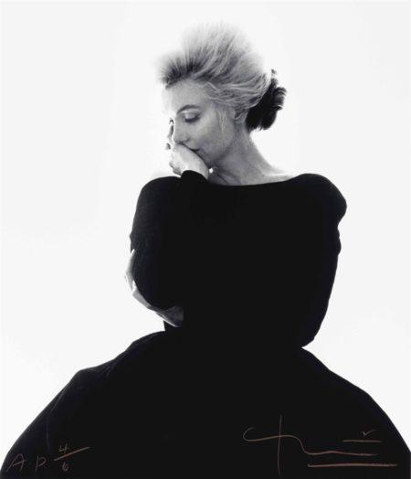 Bert Stern-Marilyn Monroe, Vogue-1962