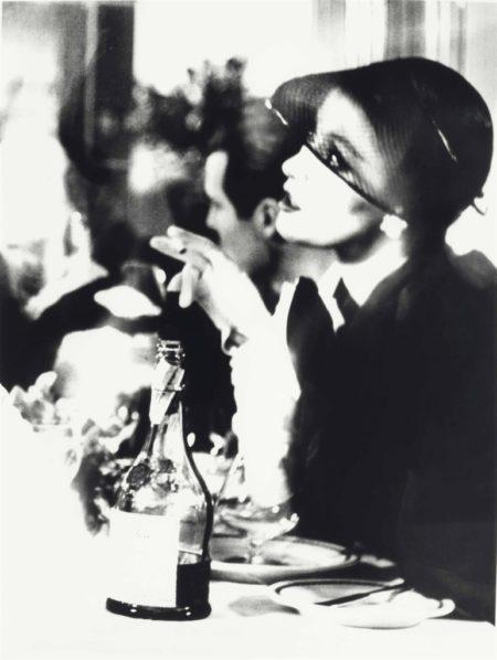 Lillian Bassman-Harpers Bazaar, Barbara Mullen, New York-1950