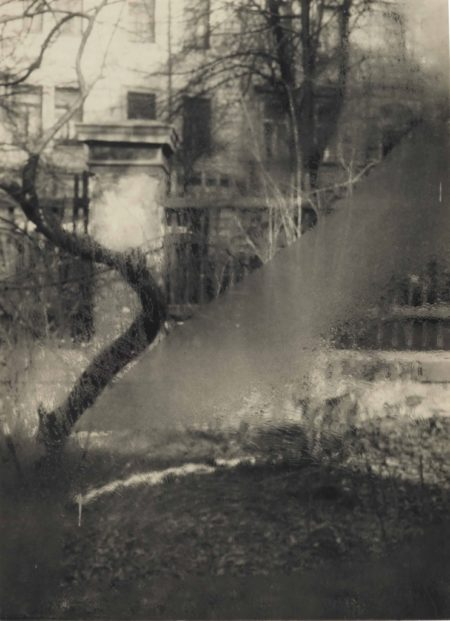 Josef Sudek-The Window Of My Studio-1954