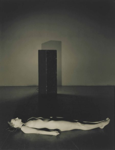 George Platt Lynes-Untitled (Female Nude)-1944