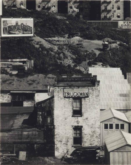 The Truckmans House, New York-1920