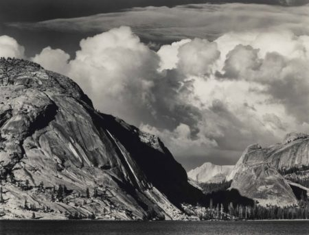 Ansel Adams-Tenaya Lake, Yosemite National Park, California-1946