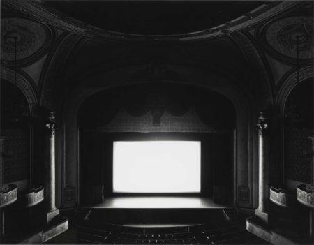 Hiroshi Sugimoto-Proctors Theatre, New York-1996