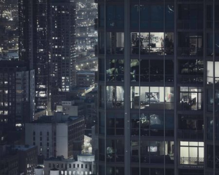 Transparent City #88-2007