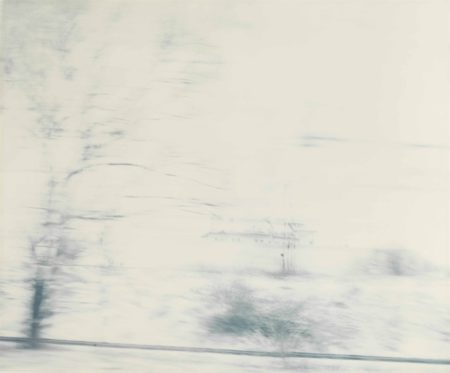 Ori Gersht-White Noise: Untitled #2-1999