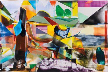 Kristin Baker-One Pyramid Nine Faces-2010