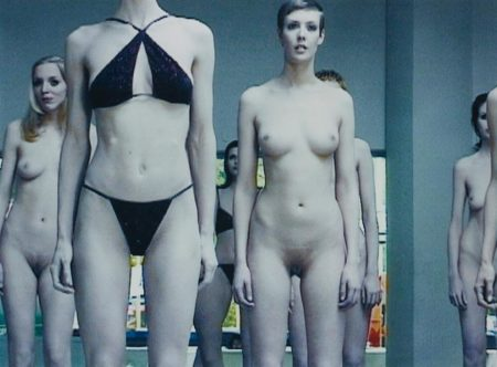 Vanessa Beecroft-Vb35, Performance, Solomon R. Guggenheim Museum, Ny - Usa-1998