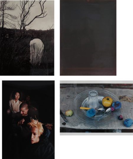 Wolfgang Tillmans-Four Works: (I) Buck Dich, Studland; (II) 8407-24; (III) Group On Chelsea Staircase; (IV) August-1992