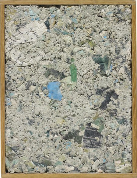 Oscar Tuazon-I Cant See (Papercrete Edition)-2011