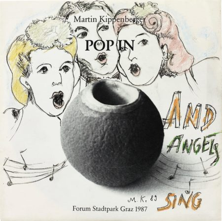 Martin Kippenberger-Single Pop In 'Sing'-1989
