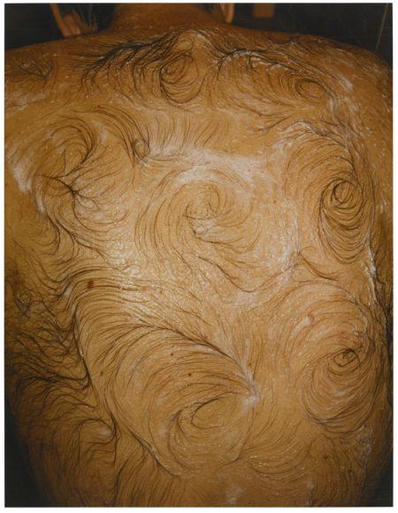 Mona Hatoum-Van Goghs Back-1995