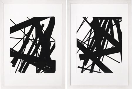 James Welling-(i) #9; (ii) #10-2008