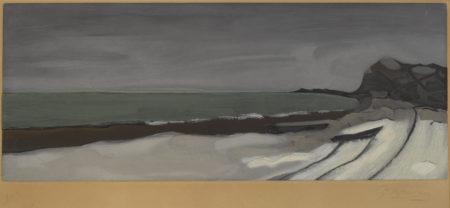 After Georges Braque - Varengeville (Ma. 1023; V. P. 294)-1955