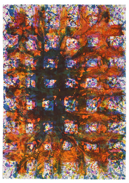 Sam  Francis - Untitled (L. 238; Sf-311)-1979