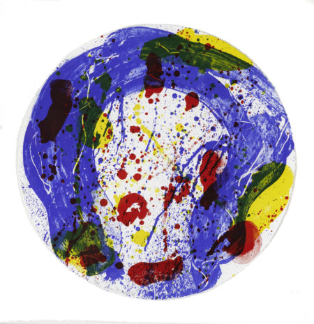 Sam  Francis - Untitled (L. Supp. Sf 359)-1993