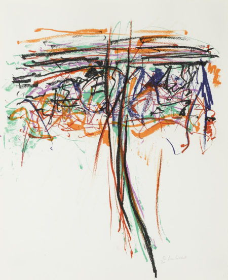 Joan Mitchell-Tree I-1990