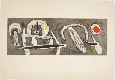 Joan Miro-Grand Vent (Great Wind)-1960