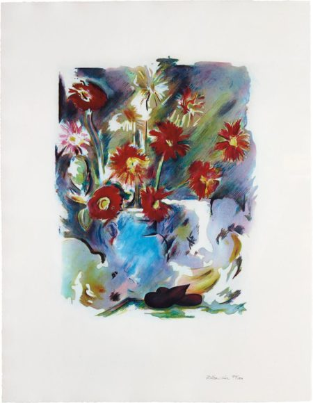 Richard Hamilton-Trichromatic Flower-Piece-1974