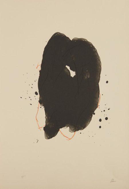 Robert Motherwell-Mirror I-1989