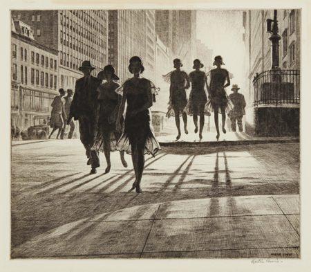 Martin Lewis-Shadow Dance-1930