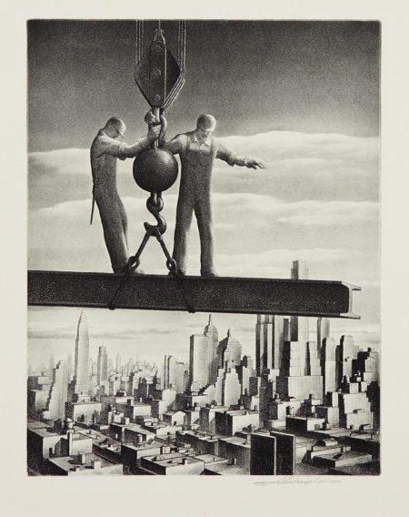 Samuel Margolies - Builders Of Babylon-1937