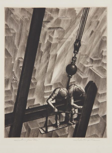 Samuel Margolies - Men Of Steel-1941