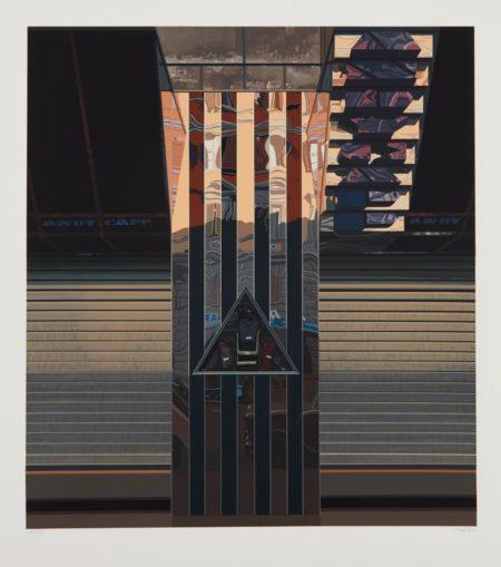 Richard Estes-Andy Capp-1982