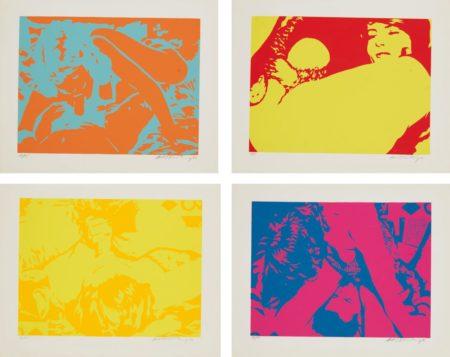 Robert Stanley-Erotic Portfolio-1966