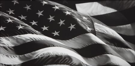 Robert Longo-Untitled (Flag)-2013