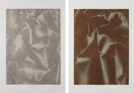 Tauba Auerbach-Plate Distortion II; And III-2011