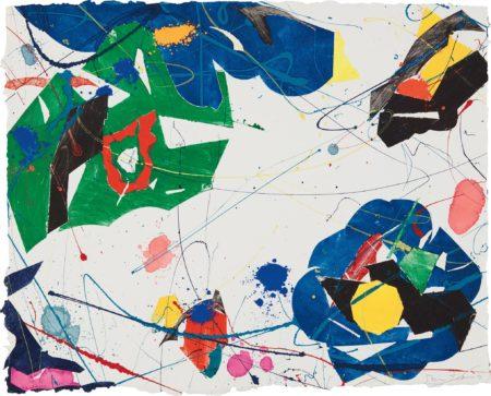 Sam Francis-Untitled (Sf-03-Ap)-1985