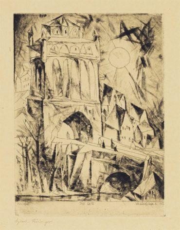 The Gate (Das Tor), From Die Schaffenden