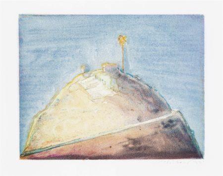 Wayne Thiebaud-Untitled-1991