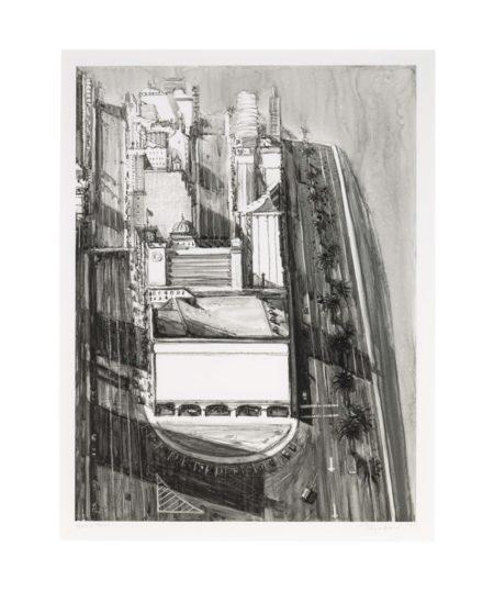 Wayne Thiebaud-City Views-2003