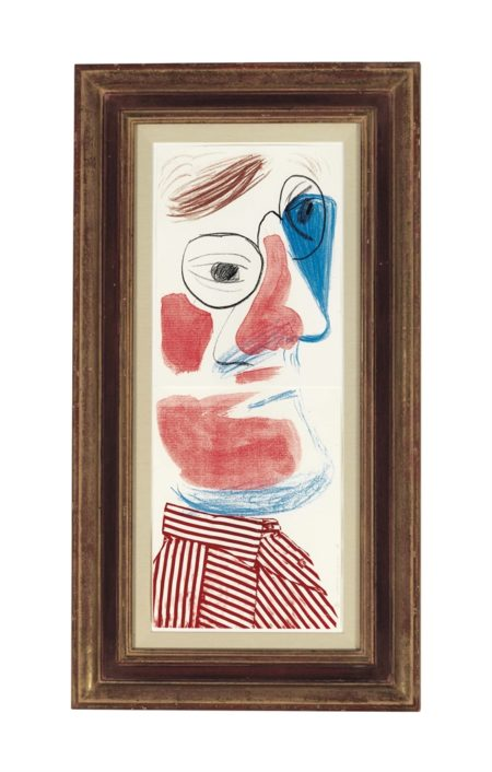 David Hockney-Self Portrait-1986