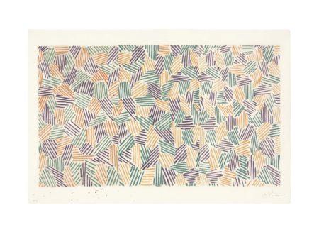 Jasper Johns-Scent-1976