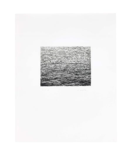 Vija Celmins-Ocean Surface (Second State)-1985
