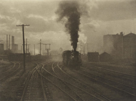 Alfred Stieglitz-Hand Of Man-1902