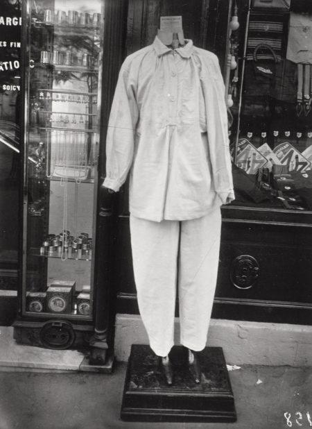 Eugene Atget-Mannequin, Avenue Des Gobelins-1927